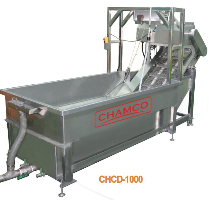 Машина для размораживания рыбы CHDF