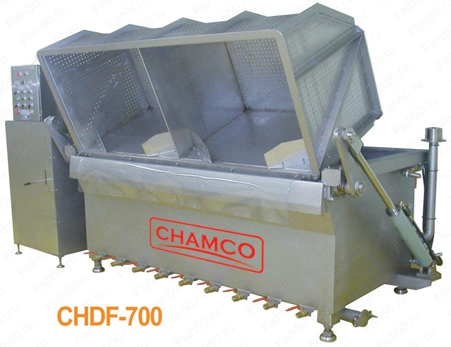 CHAMCO Рыбное оборудование - Оборудование для рыбы, Чамко - Chamko Машина для размораживания рыбы CHDF