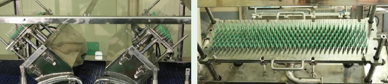 Инъекционная машина для лосося (посол) CHSIJ-1000, CHSIJ-500