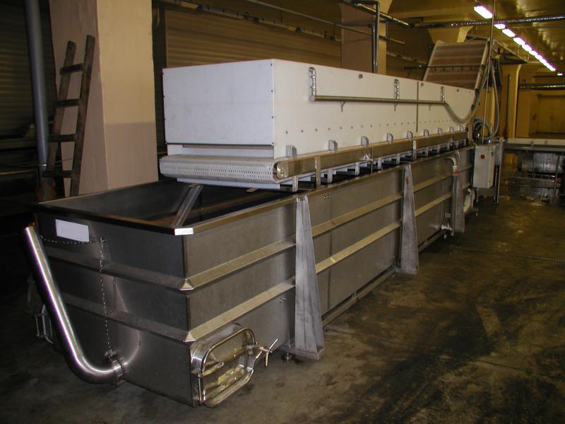 CHAMCO Рыбное оборудование - Оборудование для рыбы, Чамко - Chamko Дефростер водяной